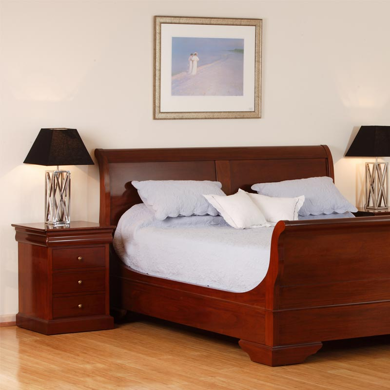 Avignon Timber Bed And Side Table Pfitzner Furniture Beautiful Awesome Avignon Bedroom Furniture