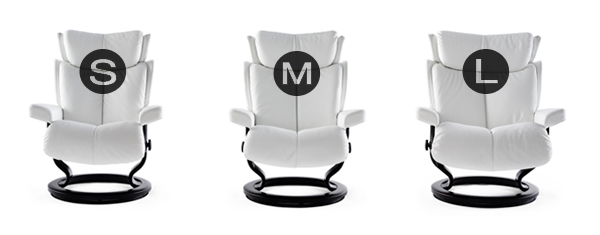 Stressless 3 sizes - magicv2