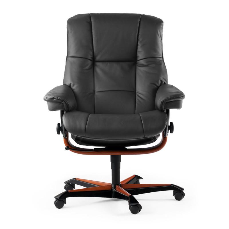673a5d80a297b The sturdy dependable Mayfair Stressless Office Recliner