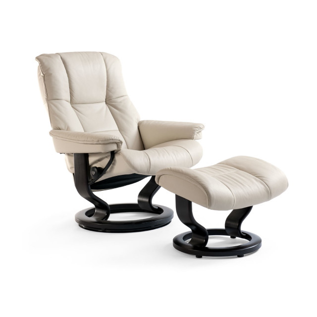 The Classic Comfort Stressless Mayfair Recliner Chair