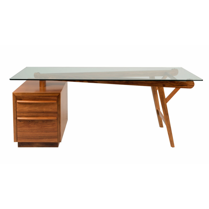 timber office furniture. Timber And Glass Desk Timber Office Furniture