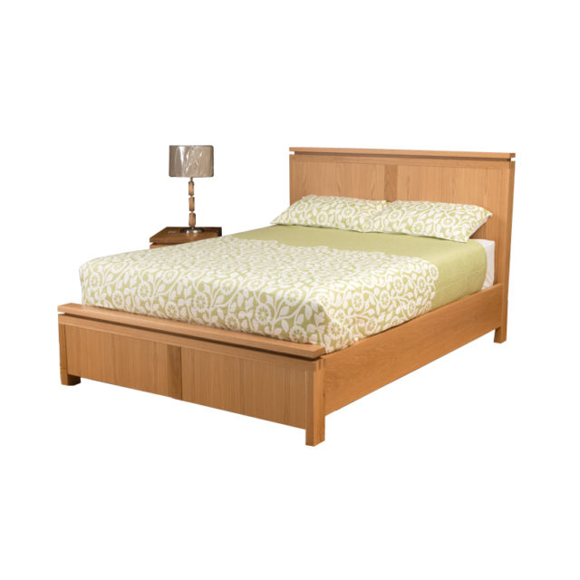Pfitzner Richmond bed American oak