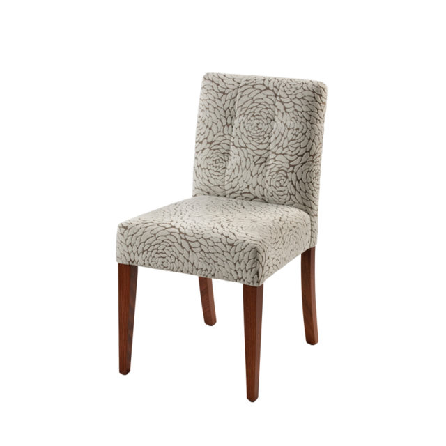 Upholstered chair timber frame
