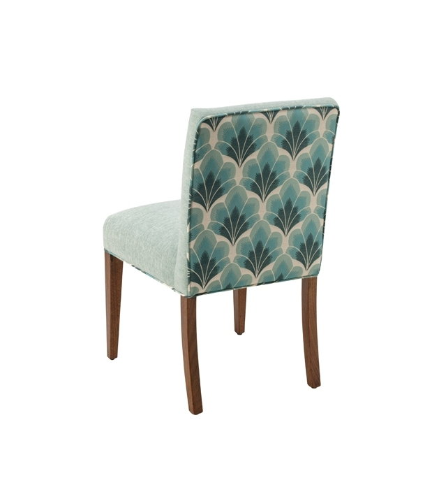 Leone Low Back Upholstered Dining Chair Pfitzner