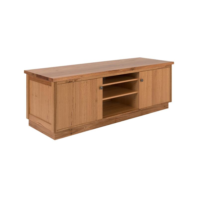 2 Door Entertainment Unit Cabinet With 2 Doors And 1 Shelf Pfitzner Furniture Beautiful