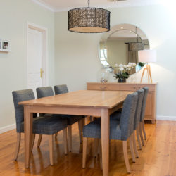Solid Timber Dining Tables