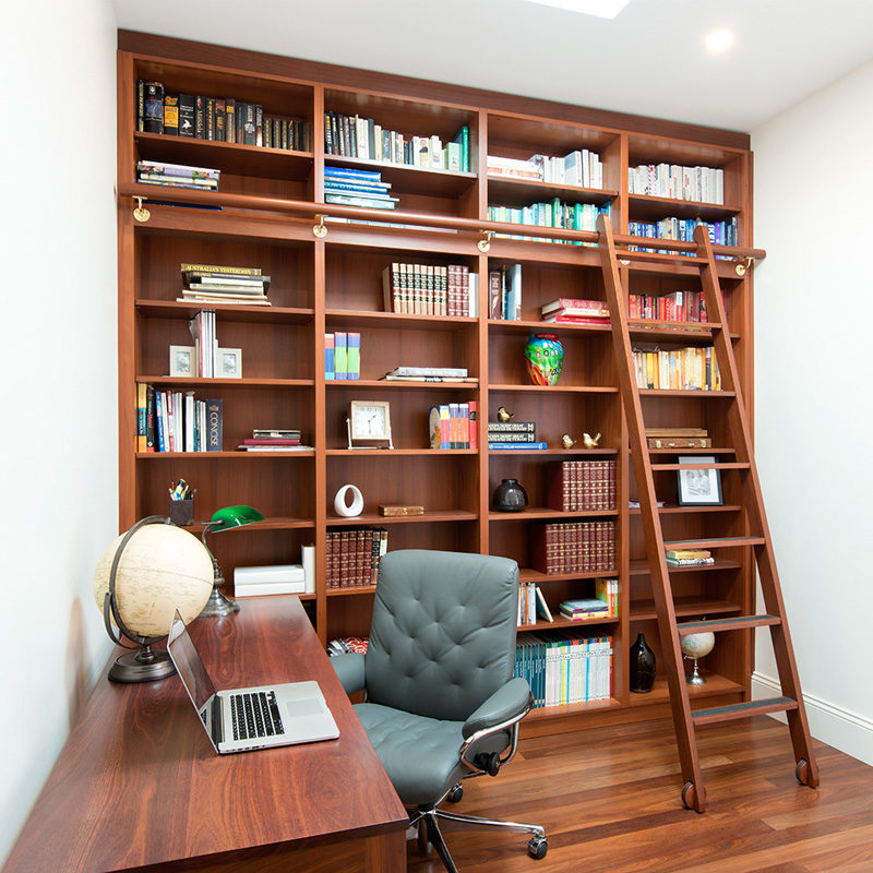 Custom Made Bookshelves And Wall Units Pfitzner Furniture