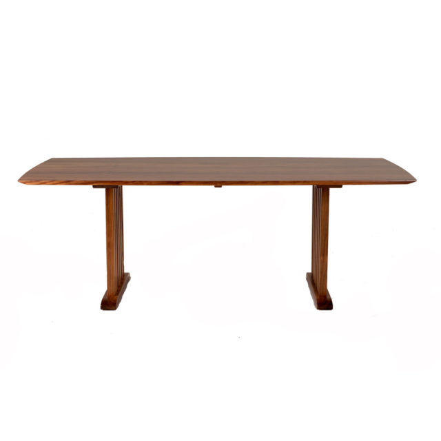 Chess Dining Table 2200 x 1070 Tasmanian Blackwood