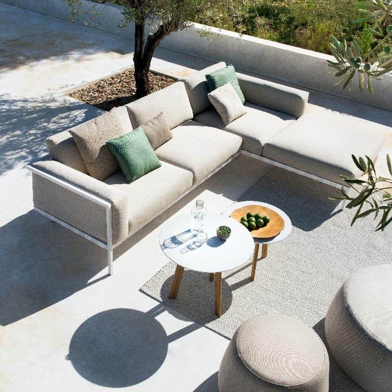 Natal Alu modular outdoor Sofa