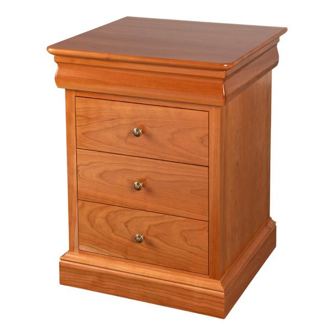BR21 Avignon Bedside cabinet 4 drawer